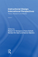Instructional Design  International Perspectives I