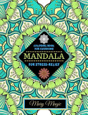 Mandala for Stress relief  Coloring Book for Everyone