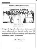 The Black Church Review