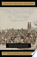 """""""The Red Badge of Courage"""" by Stephen Crane, Mary R. Reichardt"""