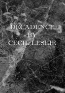 Decadence Book