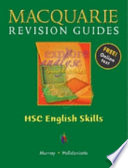 Cover of HSC English Skills