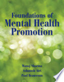 Foundations Of Mental Health Promotion Book PDF