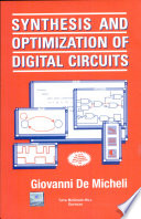 Synthesis & Optimizatn Of Dig. Circuits
