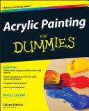 Acrylic Painting For Dummies ebook