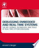 Debugging Embedded And Real Time Systems Book PDF