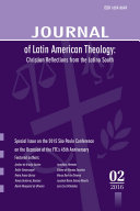 Journal of Latin American Theology  Volume 11  Number 2