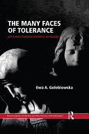 The Many Faces of Tolerance