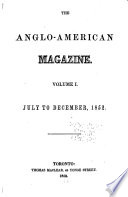 The Anglo American Magazine Book PDF