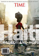 Time Earthquake Haiti  Tragedy and Hope
