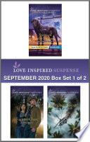 Harlequin Love Inspired Suspense September 2020   Box Set 1 of 2