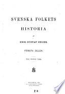 Svenska folkets historia