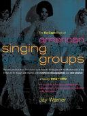 The Da Capo Book Of American Singing Groups