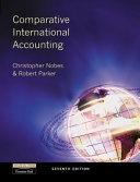 Comparative International Accounting Book PDF