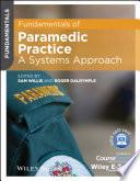 Fundamentals of Paramedic Practice