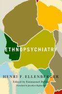 Pdf Ethnopsychiatry Telecharger