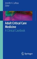 Pdf Adult Critical Care Medicine