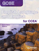 English Language and English for CCEA