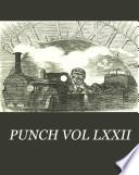 Punch  Or  The London Charivari Book PDF