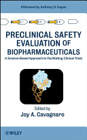 Preclinical Safety Evaluation of Biopharmaceuticals