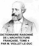 Dictionnaire Raisonne de l'Architecture Francaise