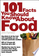 101 Facts You Should Know About Food Book PDF