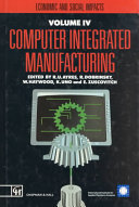 Computer Integrated Manufacturing Book PDF