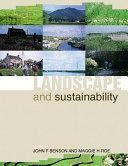Landscape and Sustainability [Pdf/ePub] eBook