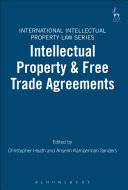 Intellectual Property & Free Trade Agreements Pdf/ePub eBook