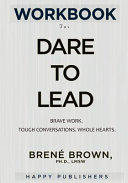 WORKBOOK for Dare to Lead