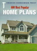 600 Most Popular Home Plans