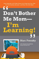 Don t Bother Me Mom  I m Learning