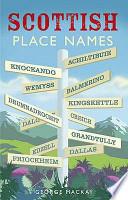 Scottish Place Names