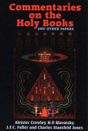 Commentaries on the Holy Books and Other Papers Book