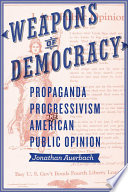 Weapons Of Democracy