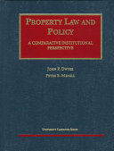 Property Law and Policy