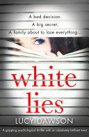 White Lies Pdf/ePub eBook