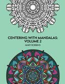 Centering With Mandalas