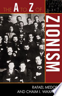 The A to Z of Zionism