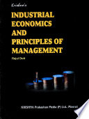Krishna S Industrial Economics Principles Of Management