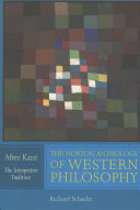The Norton Anthology of Western Philosophy   After Kant Book PDF
