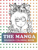 The Manga Invasion Coloring Book