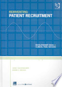 Reinventing Patient Recruitment