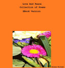 Love And Peace Collection of Poems EBook Version