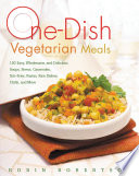 One Dish Vegetarian Meals