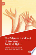 The Palgrave Handbook Of Women S Political Rights
