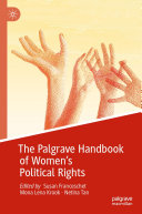 Pdf The Palgrave Handbook of Women's Political Rights
