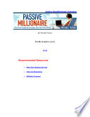 Passivemillionaire Content Pdf