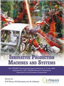 Innovative Production Machines and Systems Book