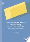 Social Science and National Security Policy